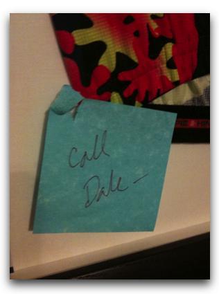 Call Dale