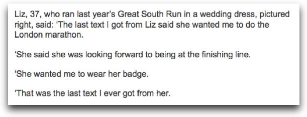 Buttons change things Liz Marathon