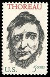 Thoreau1967stamp_1